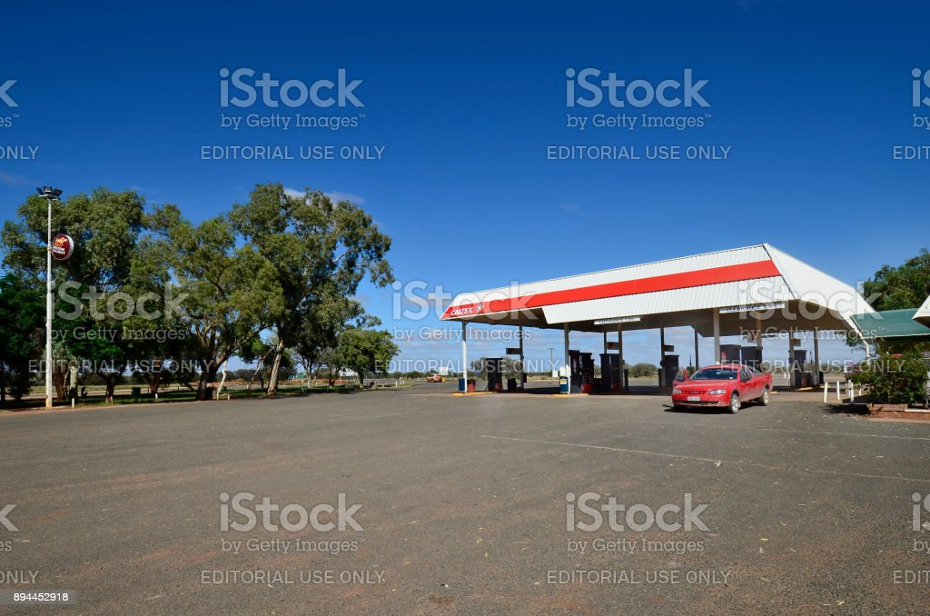 Australia, Roadhouse, stock photo