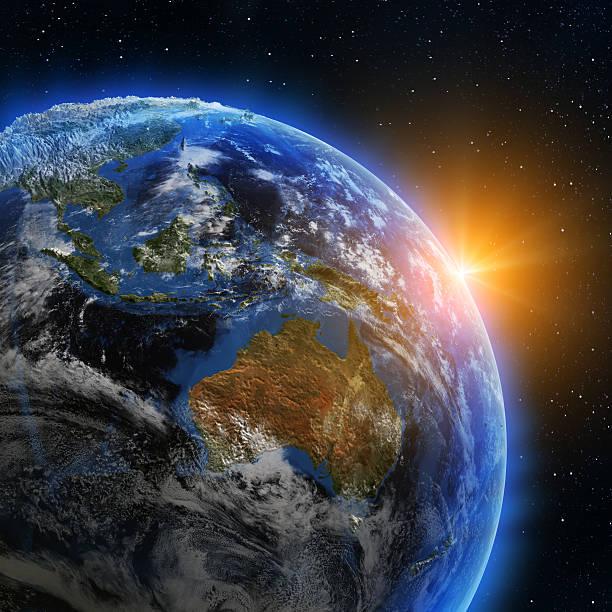 Australien Sonnenaufgang – Foto