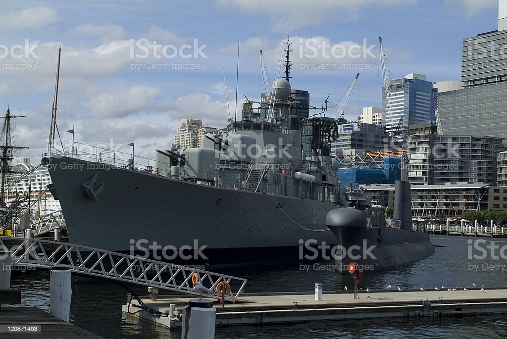 Australia, Sydney Harbor royalty-free stock photo