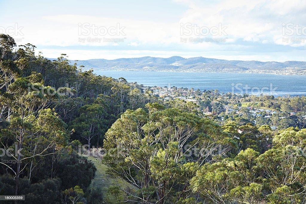호주 태즈매니아 royalty-free 스톡 사진