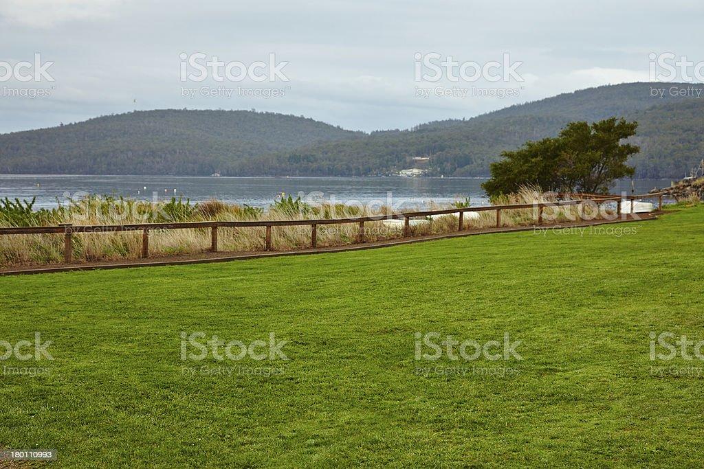 Australia Tasmania royalty-free stock photo