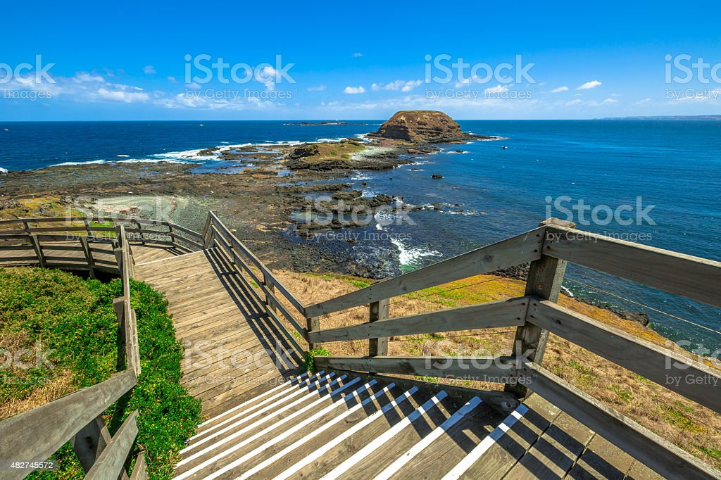 Australia Victoria stock photo