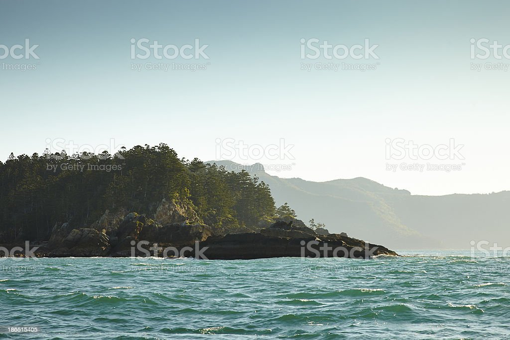 Australia Whitsunday royalty-free stock photo