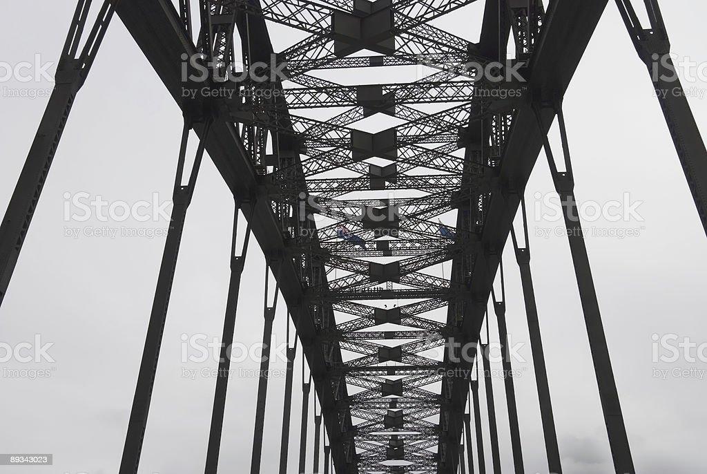 Australian Bridges royalty-free stock photo