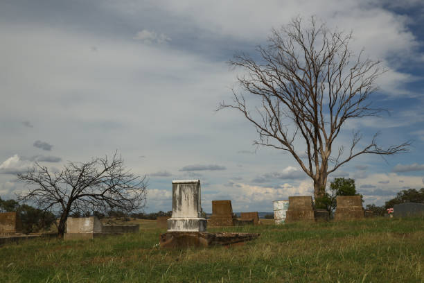 Australian Country Cemetery – Foto