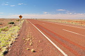 Australian endless roads, Northern Territory