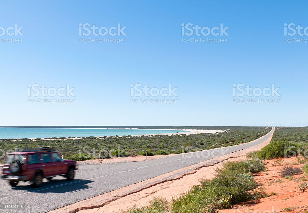 Australian Expedition royalty-free stock photo