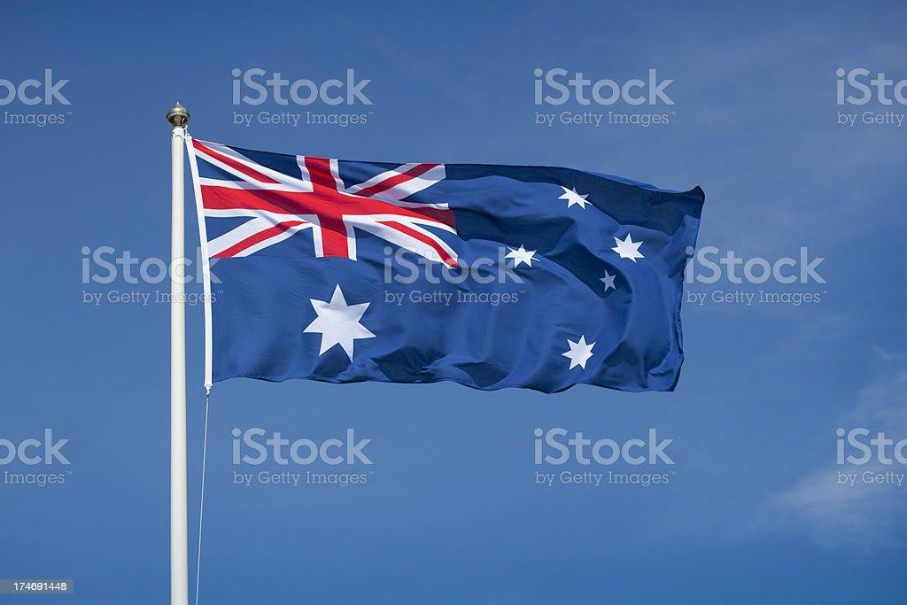 Australische Flagge – Foto
