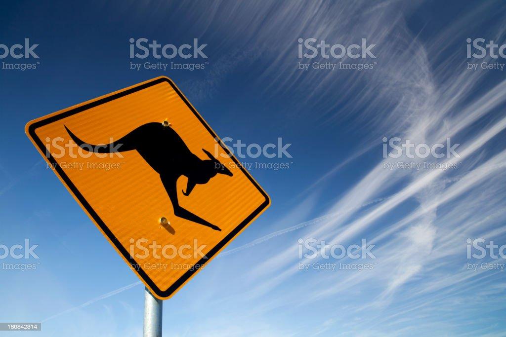 Australian Icon royalty-free stock photo