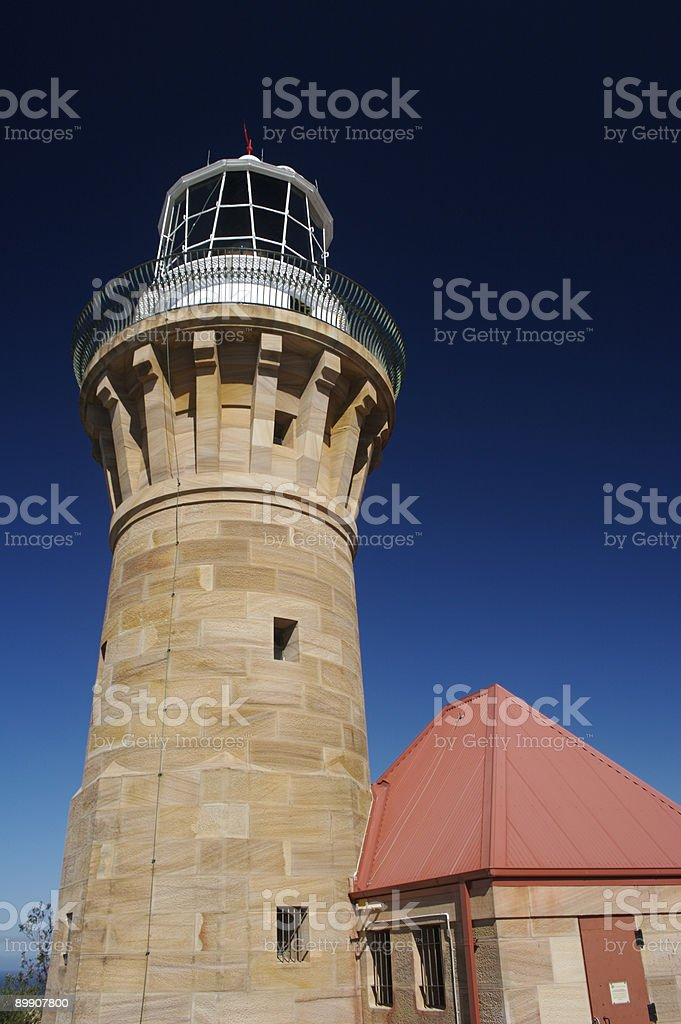 Australian Lighthouse royalty-free stock photo