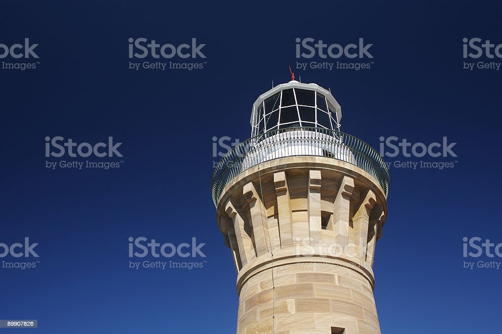 Australian Lighthouse royalty-free stock photo
