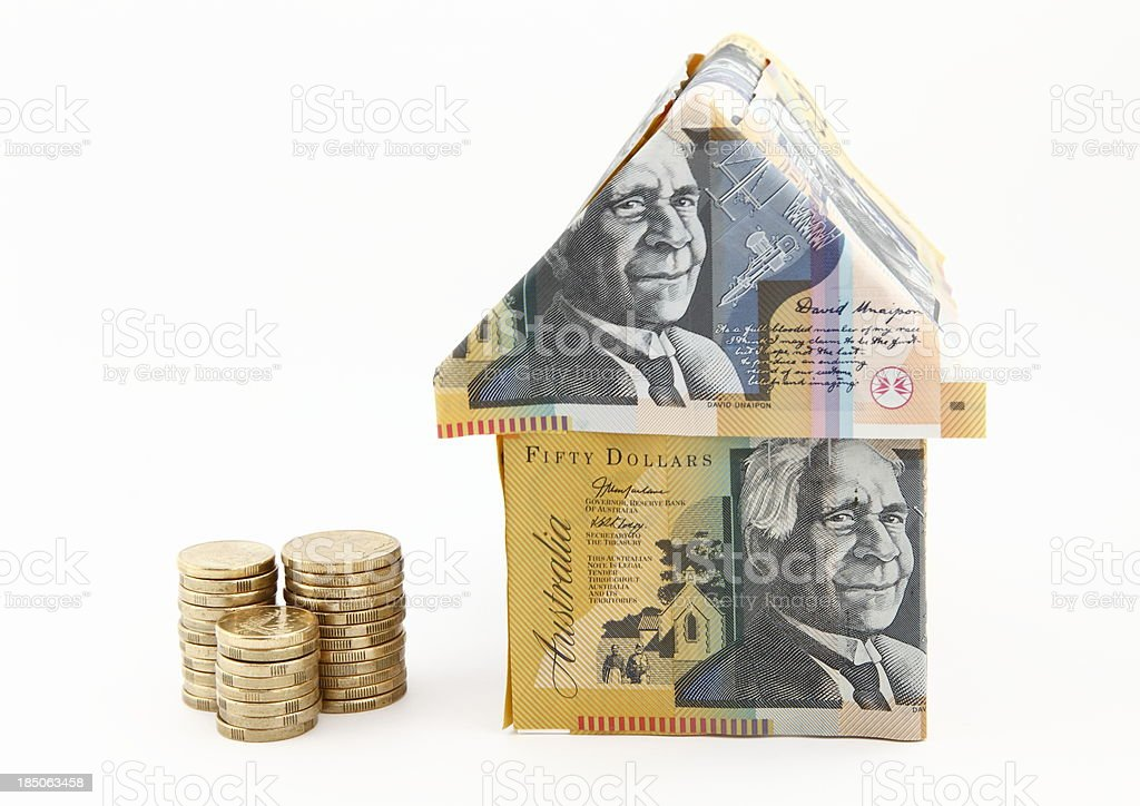 Australian Property stock photo