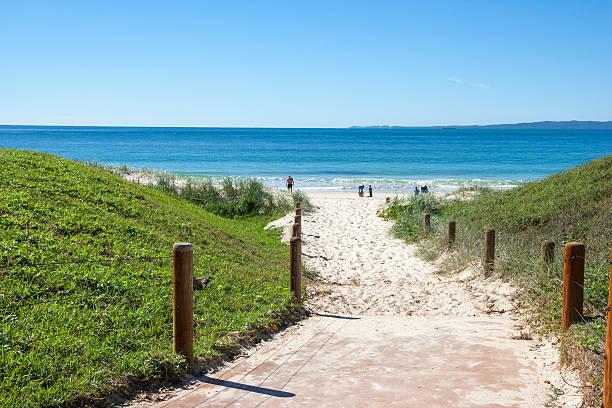 Australische Strand beach – Foto