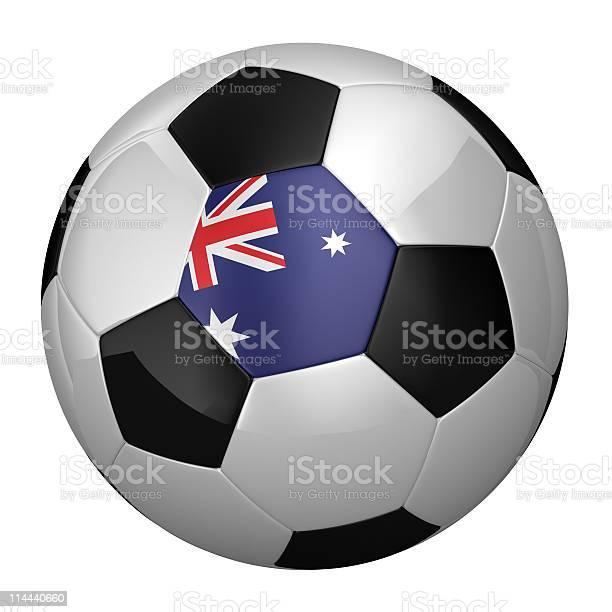 Australian soccer ball