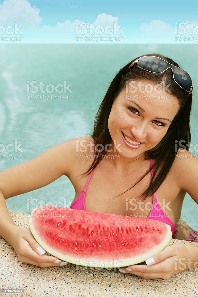 Australian Summer royalty-free stock photo