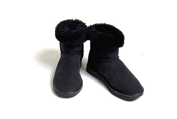 australische ugg boot - lammfellstiefel stock-fotos und bilder