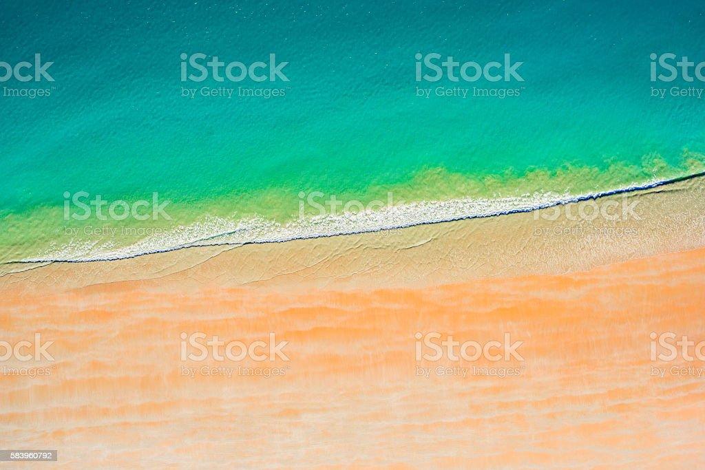 Australia's Iconic Cable Beach stock photo