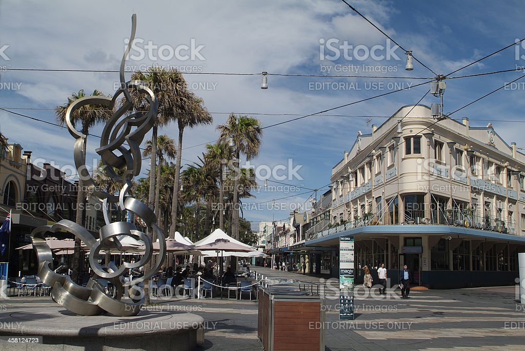Australien, NSW, Manly, stock photo