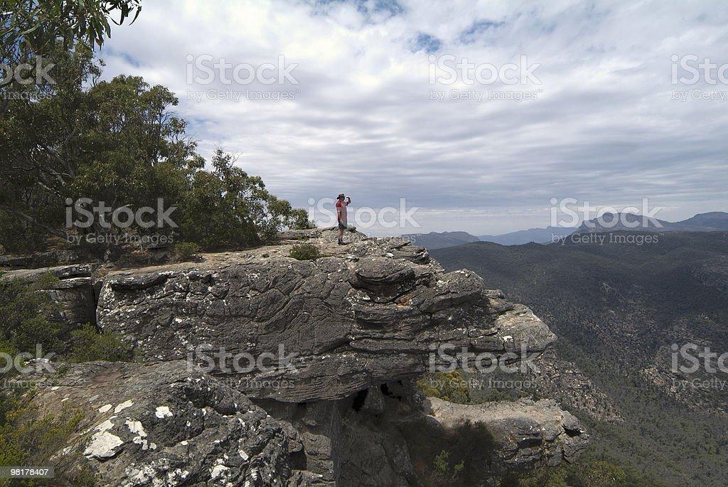 Australien, 빅토리아, 그램피언스, royalty-free 스톡 사진