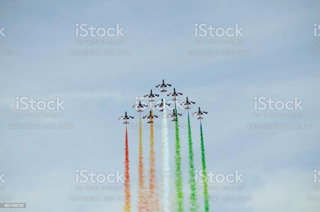 Austria, Airshow, Airpower16 - 360 stock photo