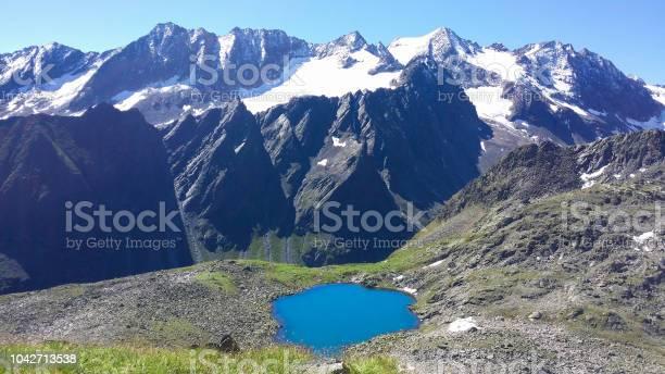 Photo of Austria. Alpine region