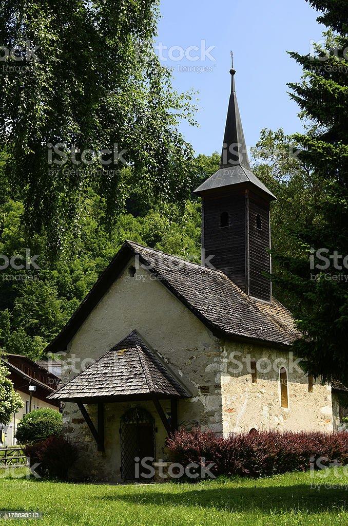 Austria, Carinthia royalty-free stock photo