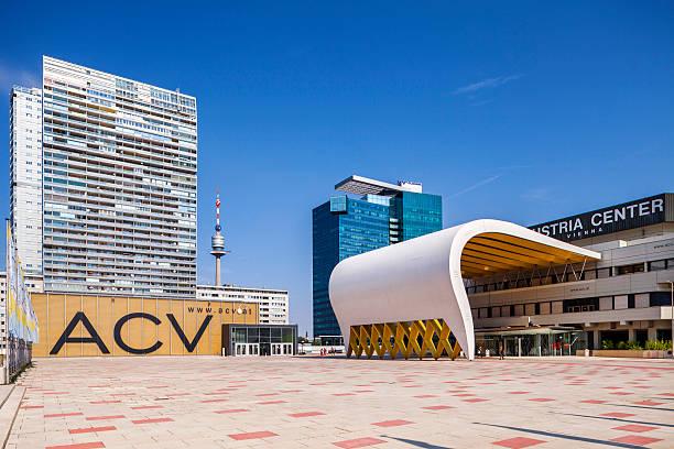 Austria Center Vienna (ACV). – Foto