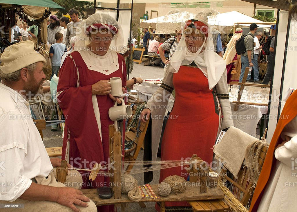 Austria, festival stock photo