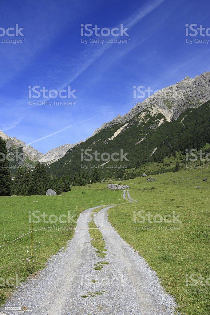 Austria royalty-free stock photo