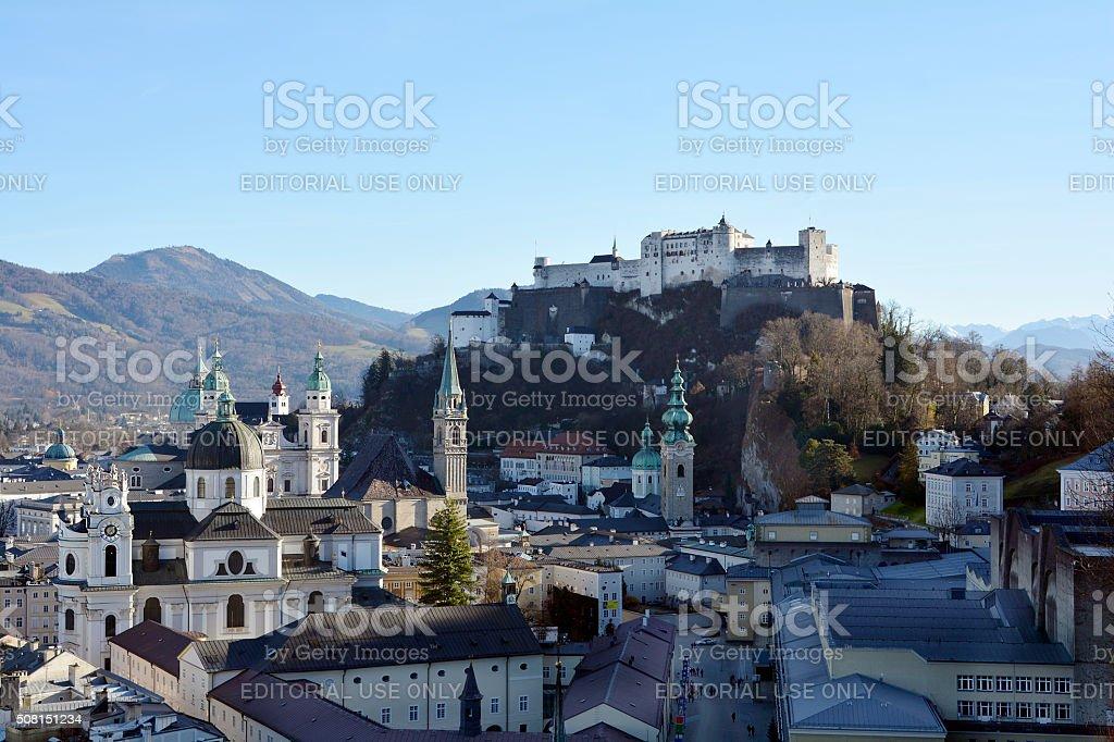 Austria, Salzburg stock photo