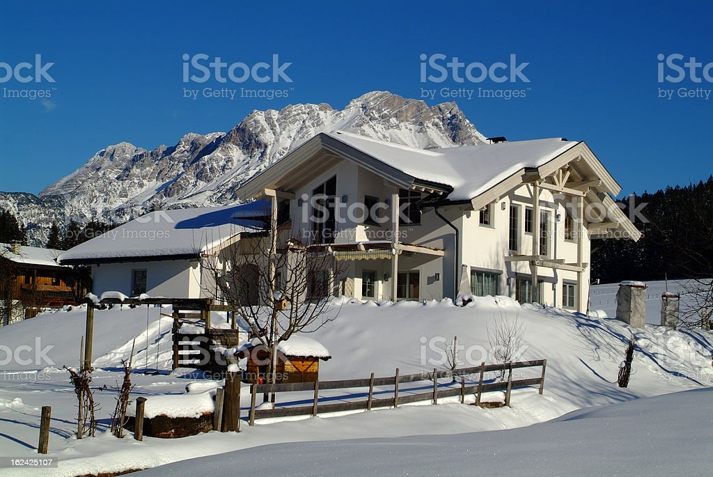 Austria, Tyrol royalty-free stock photo