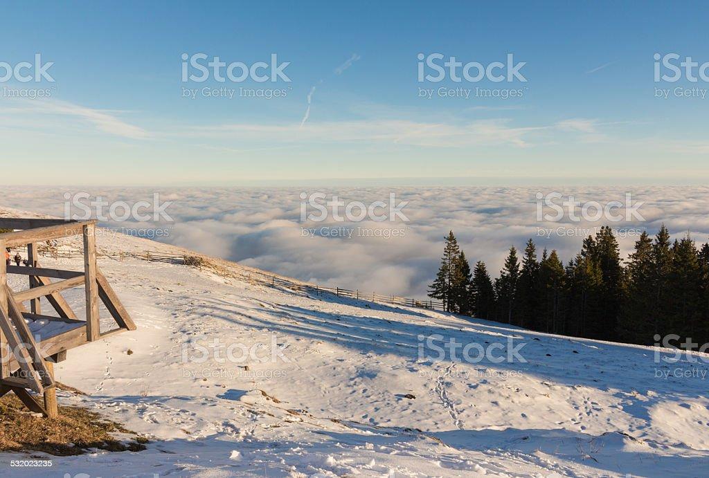 Österreichischen Alpen – Foto