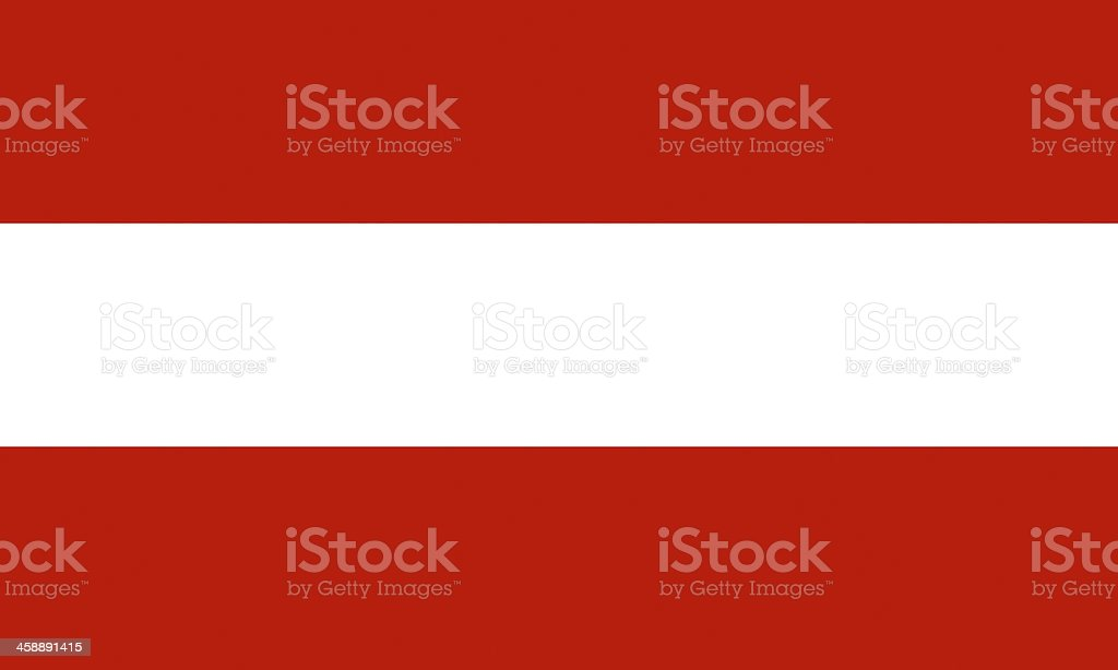 austrian flag royalty-free stock photo
