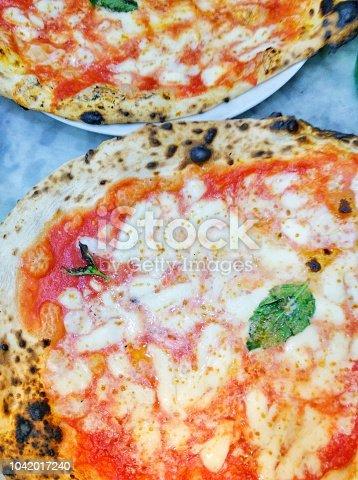 Autenhic Neapolitan Pizza Margherita