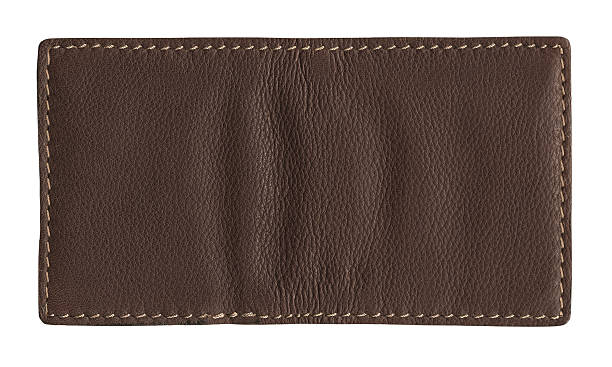 authentic leather patch - seam stock photos and pictures