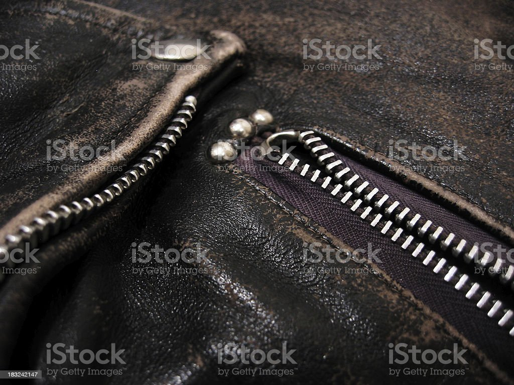 Authentically Distressed royalty-free stock photo