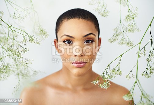 istock Authenticity is beauty 1058823466