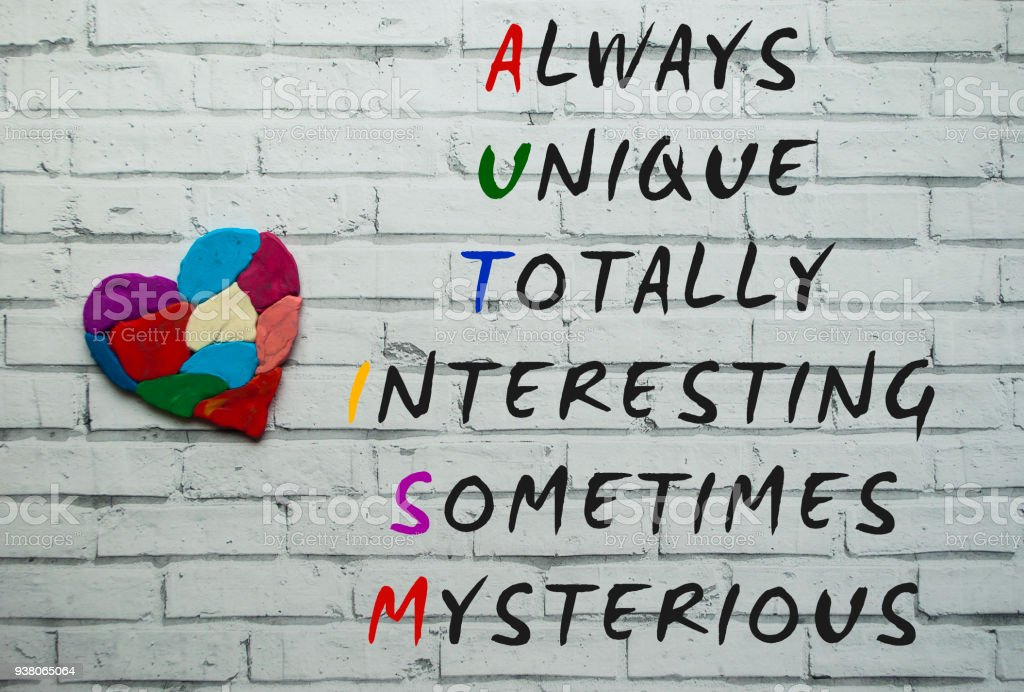 Autism Awareness Concept Stock Photo Download Image Now