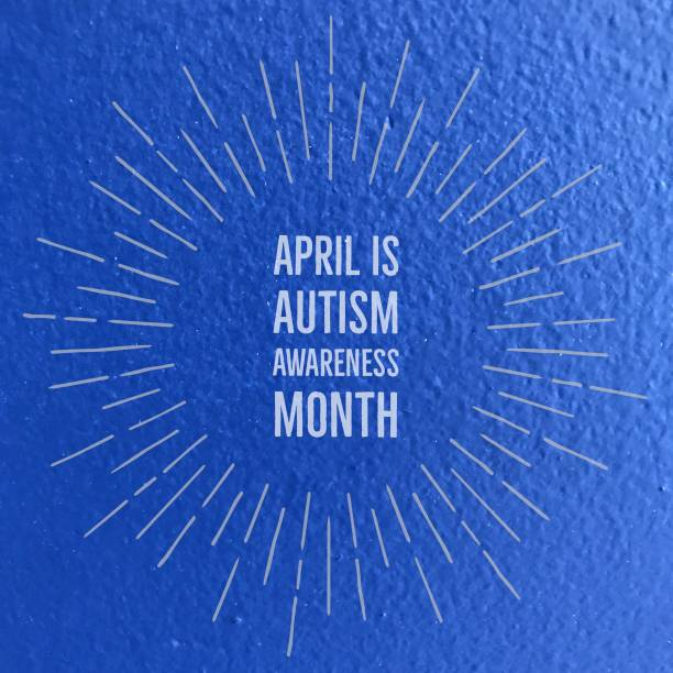 autism awareness month - month stock photos and pictures