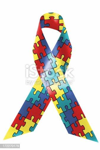 April is Autism Awareness month.