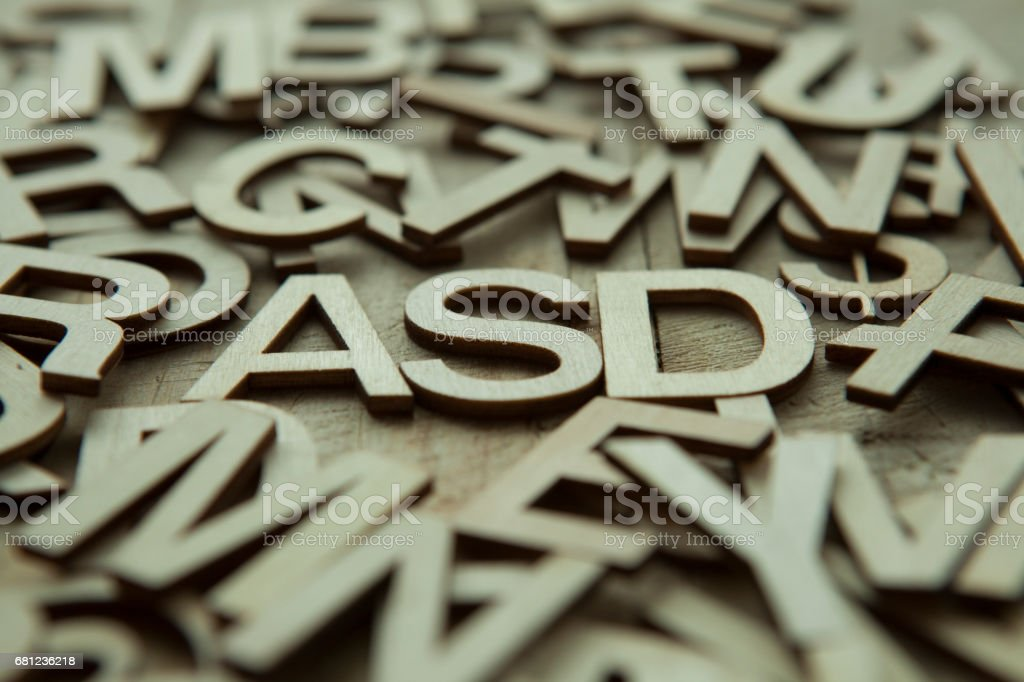 Autism Spectrum Disorder (ASD) stock photo