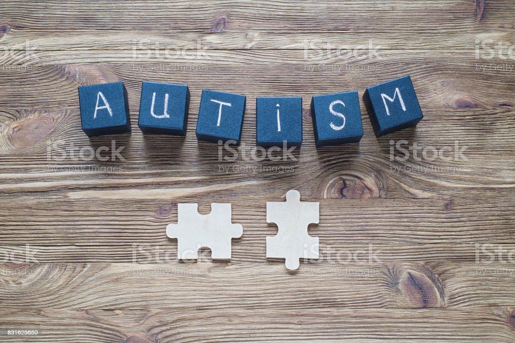 Trastorno del espectro autista (TEA). - foto de stock