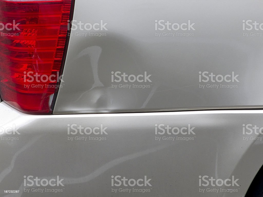 Auto Accident stock photo
