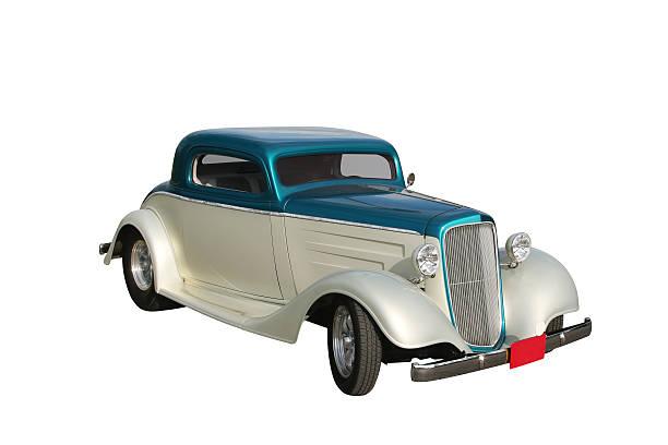 Auto Auto - 1934 Hot Rod. - foto stock