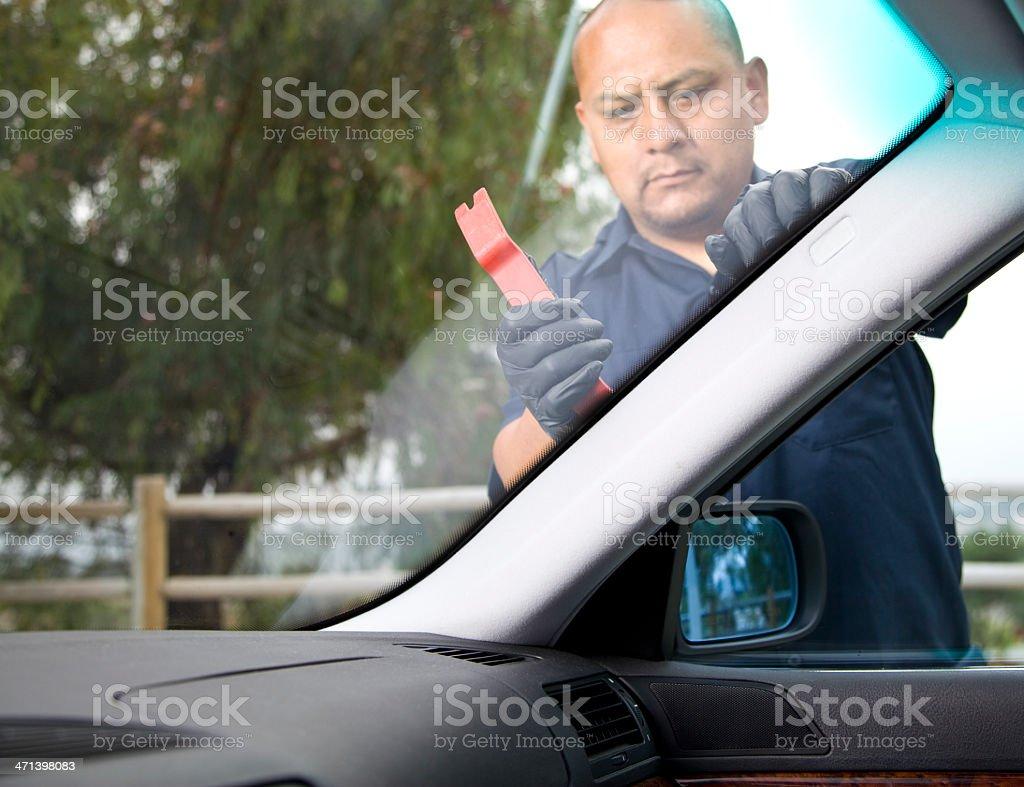 Auto naprawa & szkła zastępczy – zdjęcie