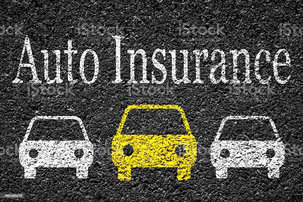 Assurance Auto - Photo
