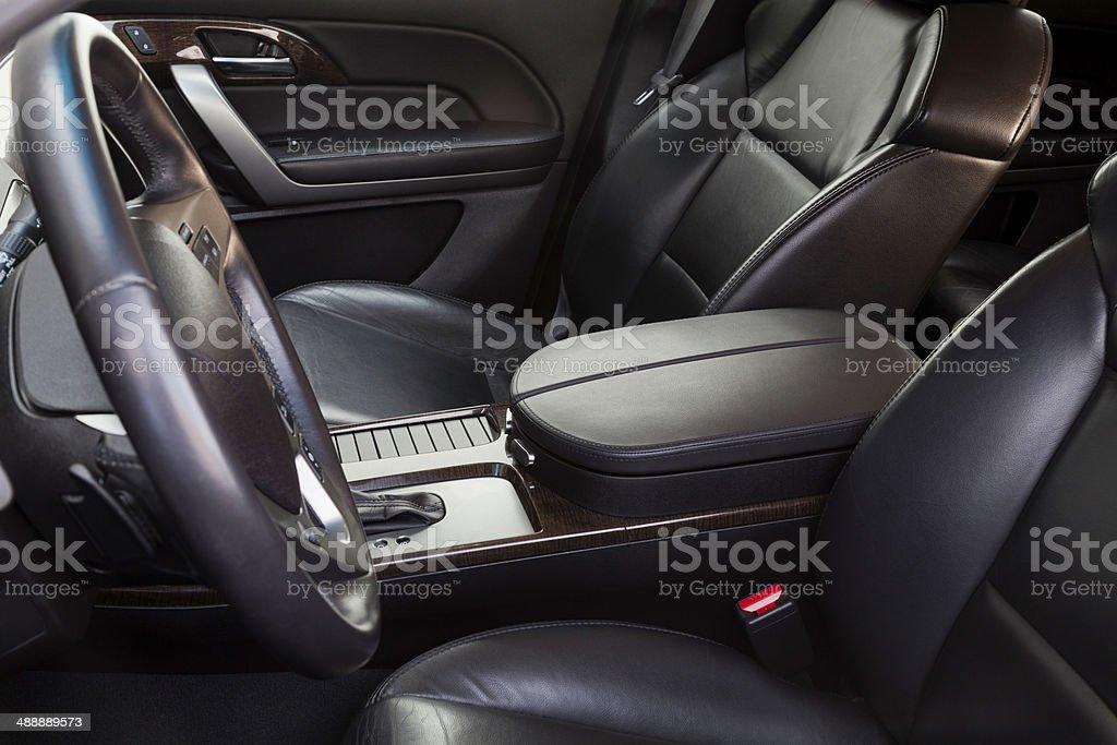Auto Interiors stock photo