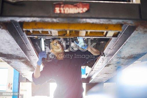 599909112 istock photo Auto mechanic 599908192