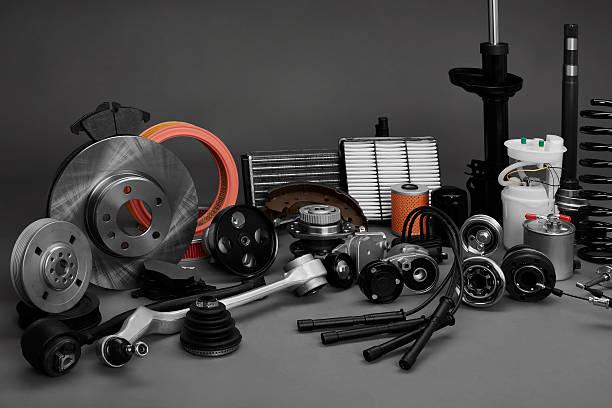 części samochodowe - akcesorium osobiste zdjęcia i obrazy z banku zdjęć