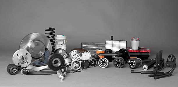 자동차 부품 - 예비 부품 뉴스 사진 이미지
